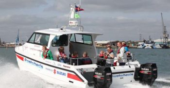 Outboard engine / 300 hp / 4-stroke