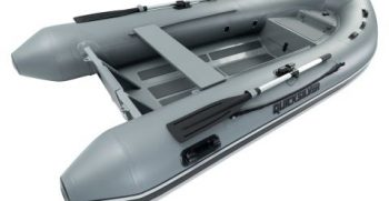 Quicksilver Inflatables 350 ALU-RIB grey 3-4