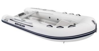 Quicksilver Inflatables 350 ALU-RIB white 3-4