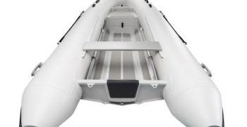 Quicksilver Inflatables 380 ALU-RIB white back
