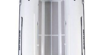 Quicksilver Inflatables 380 ALU-RIB white top