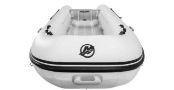 Quicksilver Inflatables 420 ALU-RIB white top